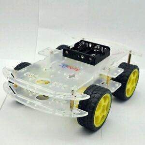 Arduino coche autónomo