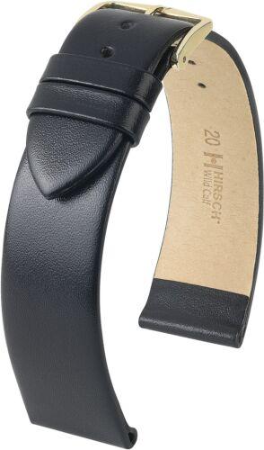 Uhrband Lederband Uhrenband echt Leder Uhrenarmband HIRSCH Wild Calf