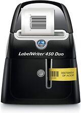 Dymo Labelwriter 450 Duo Thermal Label Printer