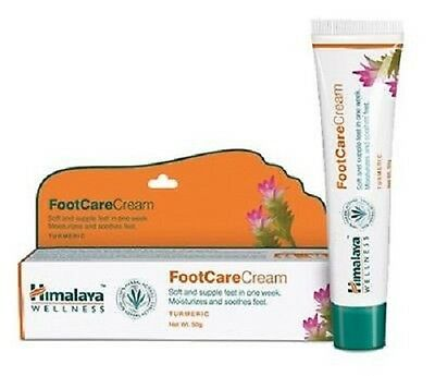 Himalaya Foot Care Cream for Cracked Heels and rough feet 20GM