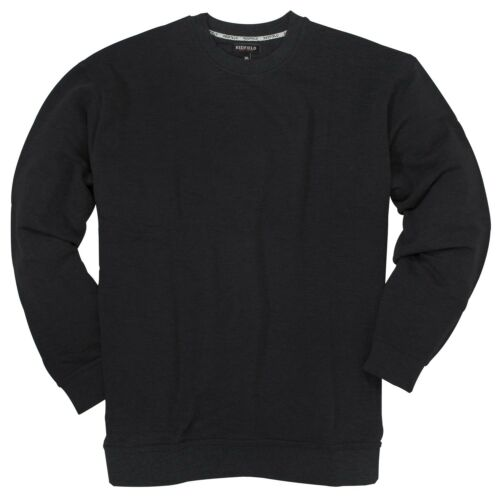 Messieurs Sweatshirt Col Rond Manches longues Sweater Pull Taille XXL à 10xl