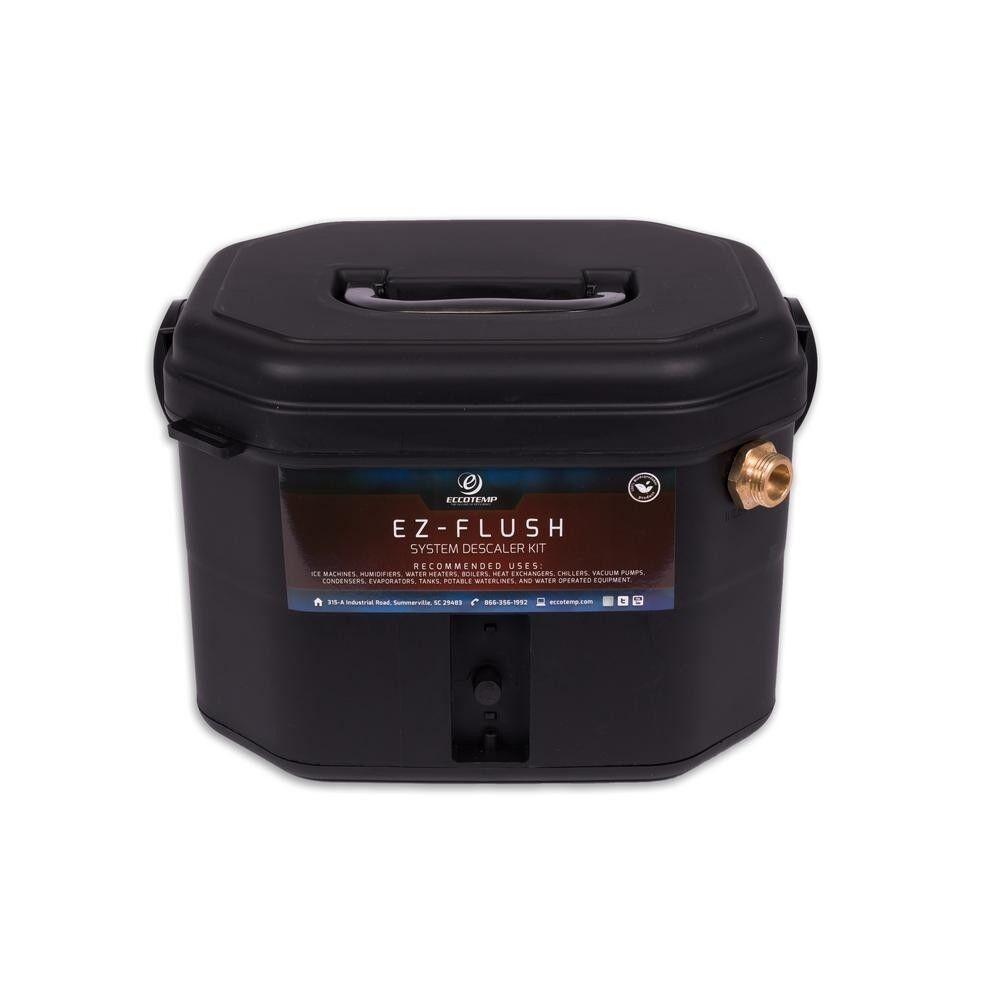 Descaler Cleaning Kit EZ-FLUSH System Descaler Kit Tankless Water Heaters New