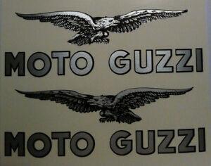 KIT-decalcomanie-adesivi-stickers-TANK-MOTO-GUZZI-NEVADA-SERBATOIO-SILVER