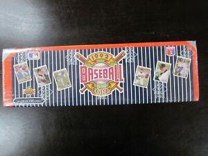 1992-Upper-Deck-Baseball-Factory-Sealed-Set