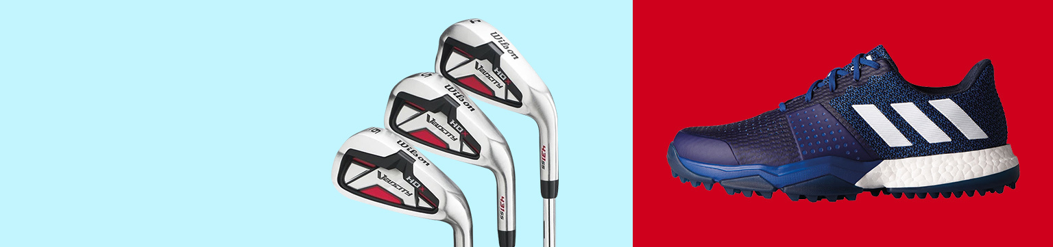 20% Coupon On $25+ Orders | Use code PRESDAY on select golf equipment.