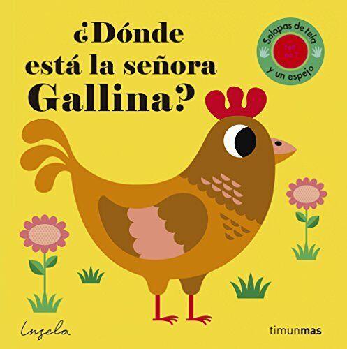 Dónde está la señora Gallina? (Libros con texturas)