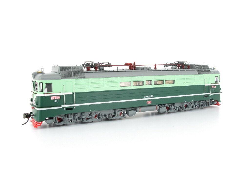 CMR LINE tx01001a003 Elektrolok ss1 n. 025 la Cina Railways h0
