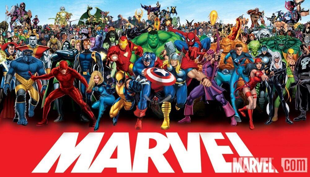 SET OF 20 HEROES FIGURINES MARVEL - EAGLEMOSS COMIC BOOK HEROES 20 COLLECTION XMEN 57771d