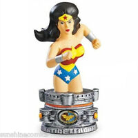 Wonder Woman Paperweight Bust Justice League Cartoon Network Series Sealed