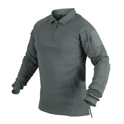 HELIKON-Tex Range Polo Shirt-topcool-Shadow Grey
