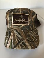 Tangle Free Cap Mesh Adjustable Camouflage Real Tree Max-5