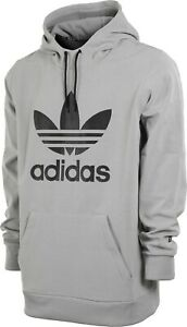 Adidas Black Team Tech Pullover Hoodie for men