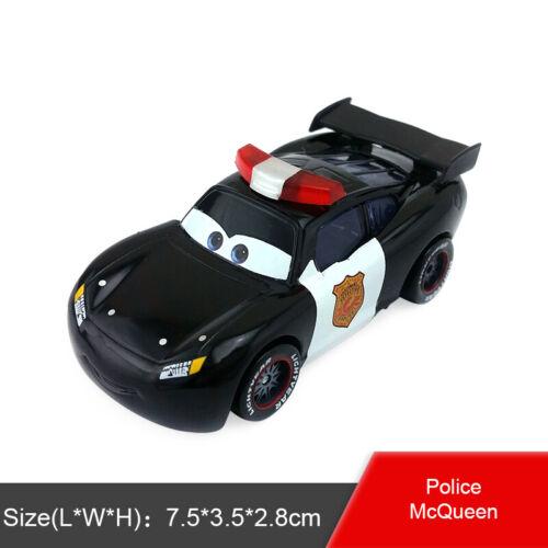 Disney Pixar Cars Lightning McQueen Tractor King 1:55 Model Toy Car Kids Gift