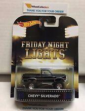Chevy Silverado * Friday Night Lights * Hot Wheels Retro * NA19
