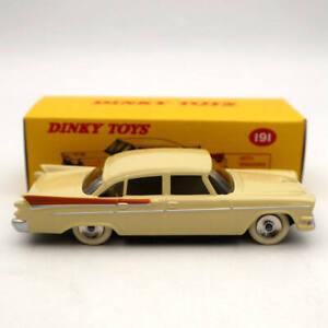 DeAgostini-Dinky-toys-191-Dodge-Royal-Seden-1-43-Diecast-Models-Collection