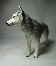 2014 NEW Papo  Animal Toy / Figure Siberian husky