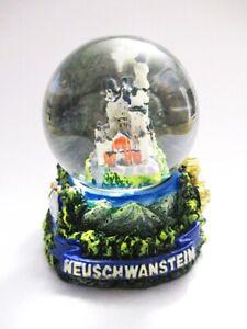 Schneekugel-Neuschwanstein-Eibsee-Alpen-Snowglobe-Germany-Souvenir