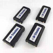 New 4pcs 2600mah74v Battery 54344 For Trimble 5700 5800 R8 R7