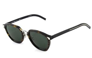 83a8f0caa5 Image is loading NEW-Genuine-HOMME-DIOR-TAILORING-1-Dark-HAvana-