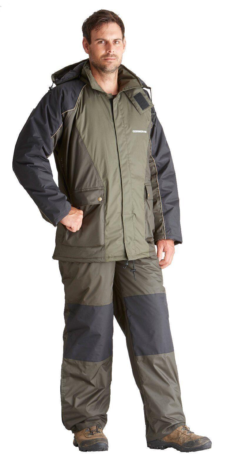 Cormoran Astro-Thermo Anzug Modell 9105, zweiteilig, 100% wasserdicht