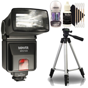i-TTL-Flash-with-Ultimate-Accessories-For-Nikon-D5600-D7100-and-D7200