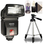 i-TTL-Flash-with-Ultimate-Accessories-For-Nikon-D5600-D7100-and-D7200 miniature 1