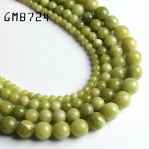 chinese-green-jade-stone-round-loose-beads-jewelry-making-15-039-039-strands-6-8-10mm