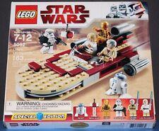 LEGO® STAR WARS™ Set 8092 LUKE'S LANDSPEEDER™ SEALED Special Edition +6 minifigs