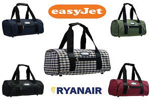 Ryan Air Easy Jet Zweite Fortführen Reisetasche 35 X 20 X 20 Cm Ebay