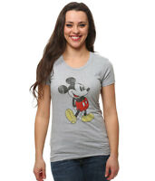 Mickey Mouse Classic Pose Junior Women's T-shirt