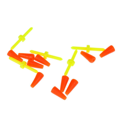 15 Pieces 21mm Floating Bobber Stopper Fishing Tool Float Rock Fishing