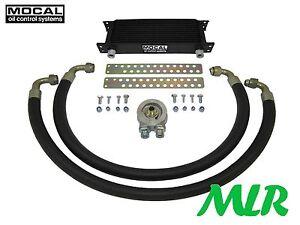 FORD-Capri-2-8i-Cosworth-V6-24V-13-16-19-Fila-Mocal-Radiatore-ad-olio-del-motore-kit-SN