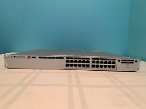 Cisco-WS-C3850-24T-S-Catalyst-24-Ports-Rack-Mountable-Switch-Managed