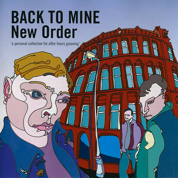 New Order – Back To Mine / Joey Beltram Can The Groundhogs Mantronix Doves