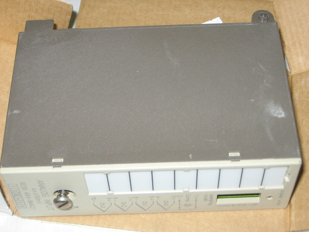 Siemens módulo de entrada analógica analógica analógica 6es5 464-8ma21 Nuevo En Caja 1b6939