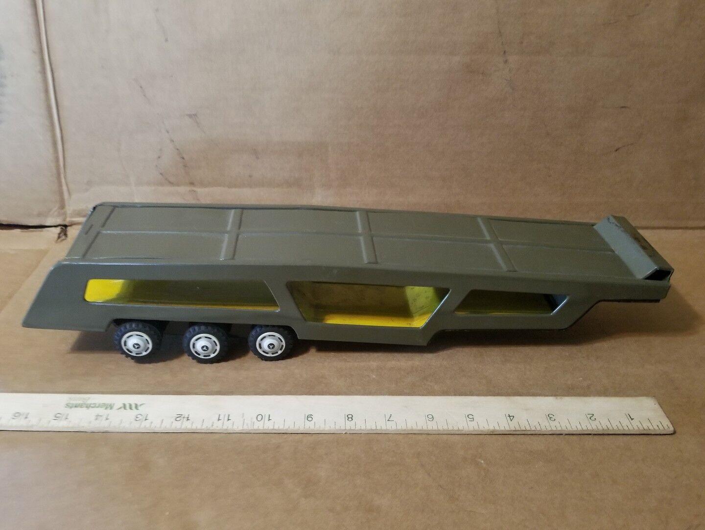Sss Toys Blech ( Japan Auto Anhänger nur Vintage Spielzeug