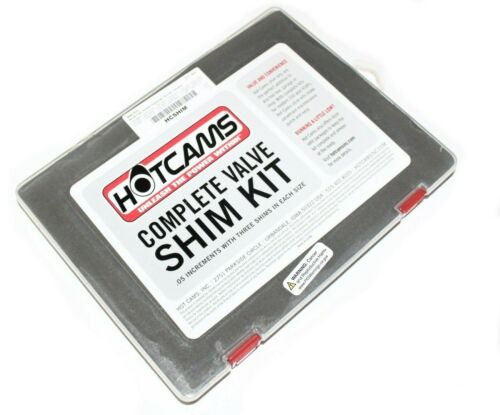 Valve Shim Kit 2006-2018 Kawasaki KX450F HOT CAMS 9.48mm 141 SHIMS Fast Shipping