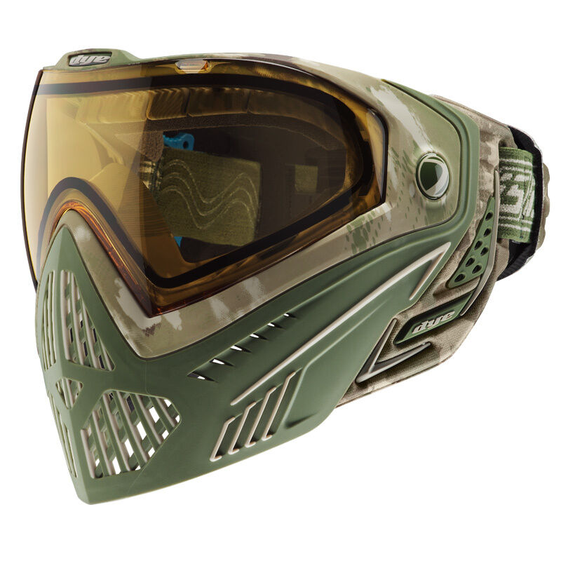 Dye I5 I5 I5 Pro DyeCam camo Thermalmaske Paintball Airsoft Softair Goggle 1966 cd1d9e