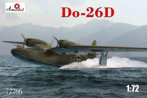 Amodel 72266-1:72 Dornier Do-26D Neu