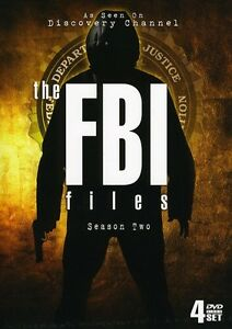 FBI-Files-Season-Two-4-Discs-2009-DVD-NEW