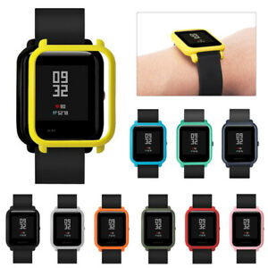 PC-Plating-for-Huami-Amazfit-Bip-Youth-Lite-Protective-Case-Screen-Protectors