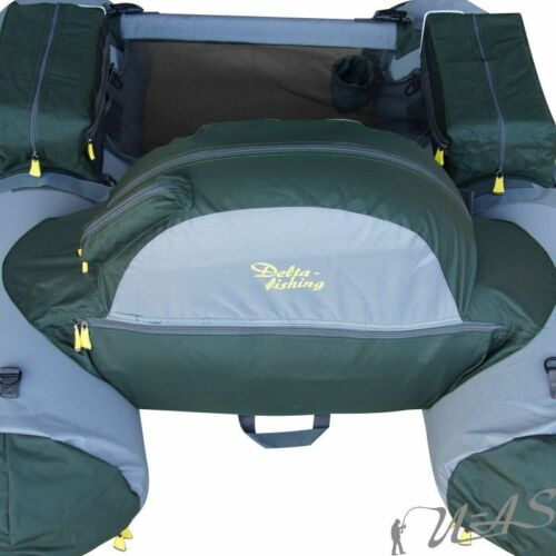Delta Fishing Belly Boat 1 XL Angel Boot Fishing Boat Angelsitz Angler Boot Sha