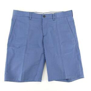 Prada Blue 5 Pocket Shorts Size 50
