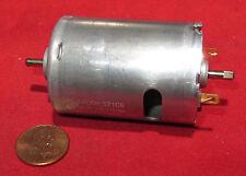 Dual Shaft Mabuchi Motor RS-540SH-32105 12VDC 5820 RPM Robot Drill Vacuum Torque