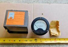 New Westinghouse Model Nx 35 Milliammeter In Original Box Vintage 0 8ma Gauge