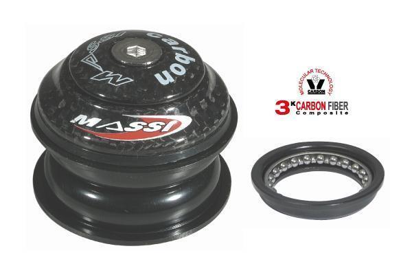 MASSI Kit sterzo con cuscinetti CM710 MTB 1-1 8  ALU.CARB.  wholesape cheap