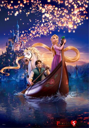 Glow Jigsaw Puzzle 1000 Rapunzel/'s Dream Walt Disney Toypuzzle 1318