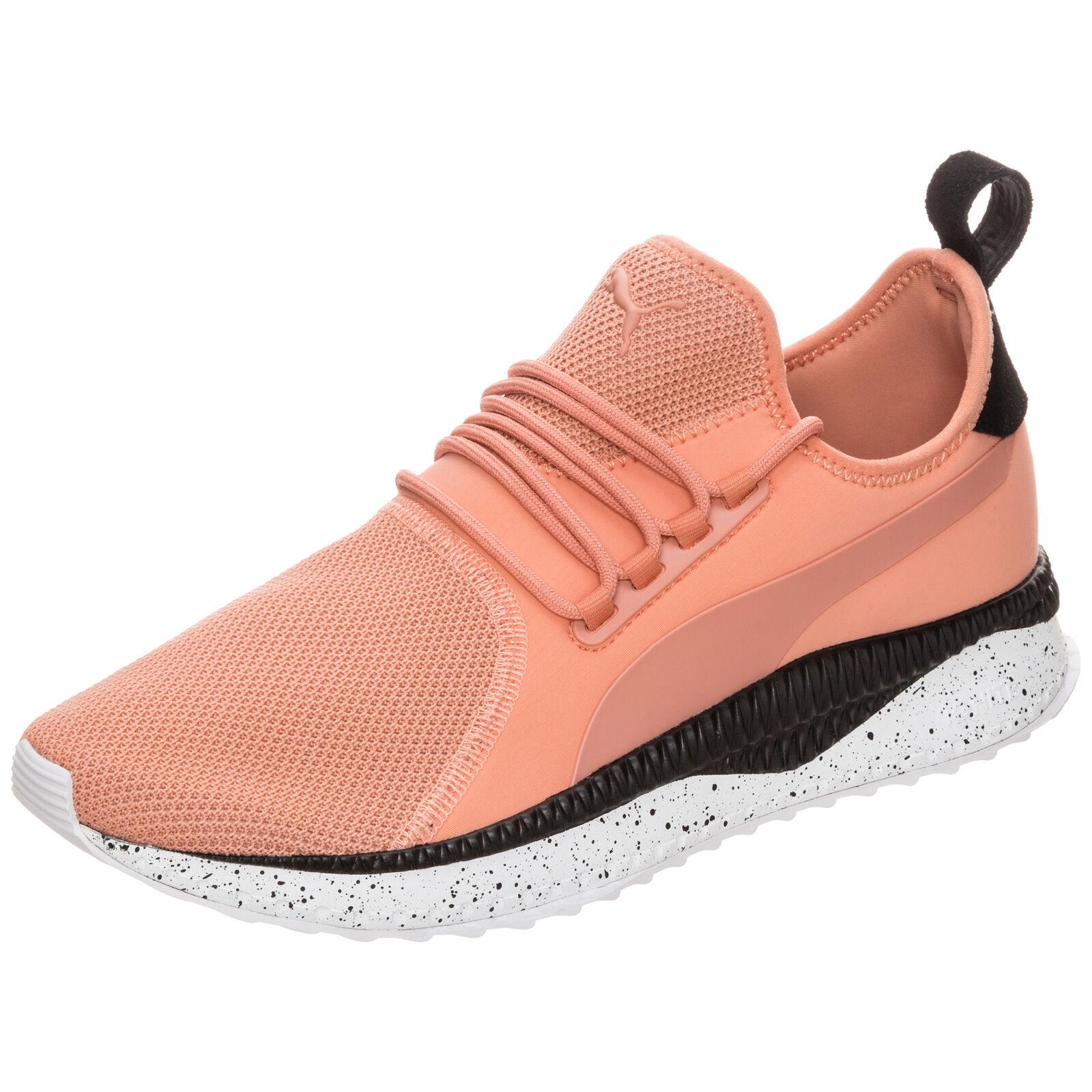 Puma TSUGI Apex Summer Sneaker Herren apricot / schwarz NEU Schuhe Turnschuhe