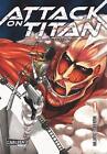 Attack on Titan 01 von Hajime Isayama (2014, Taschenbuch)