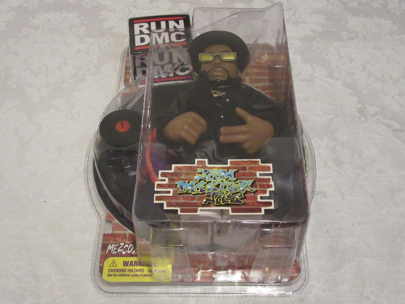 Mezco 2002 Run DMC Jam Master Jay Action Figure A